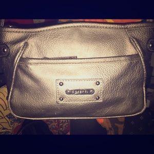 Rosetti Pewter Handbag